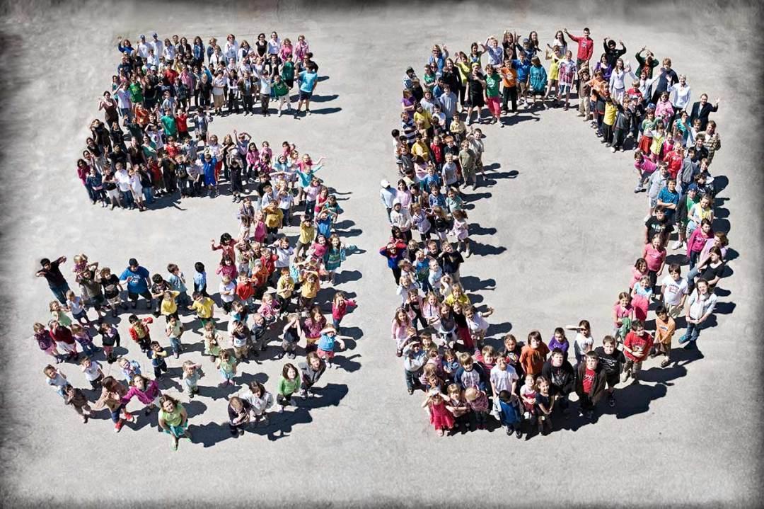 Brookdale Public school Oakville 50th anniversary