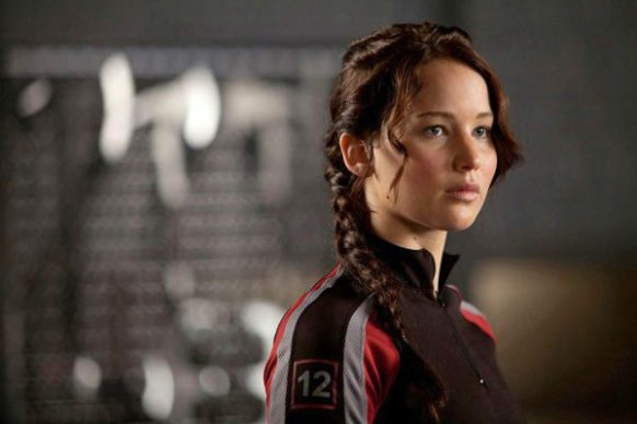 Katniss Everdeen Braid