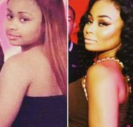 blac chyna before after