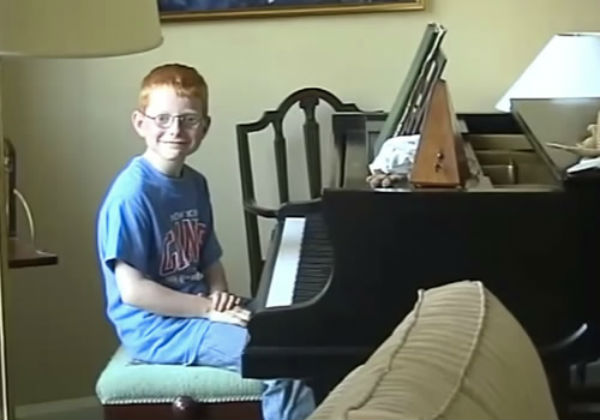 ed sheeran young