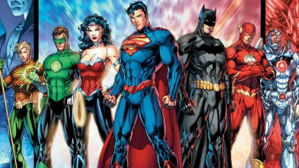 liga da justiça batman quadrinhos