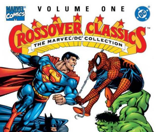 Quadrinhos da DC Marvel Crossover