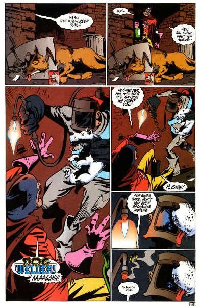 Dogwelder dc comics