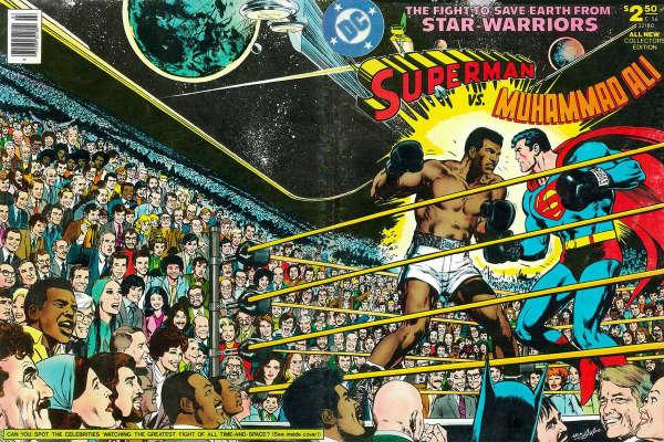 Superman Muhammad Ali