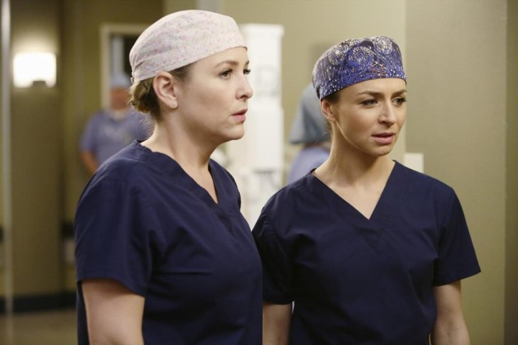 Greys Anatomy Review The Distance Season 11 Episode 14 Tell