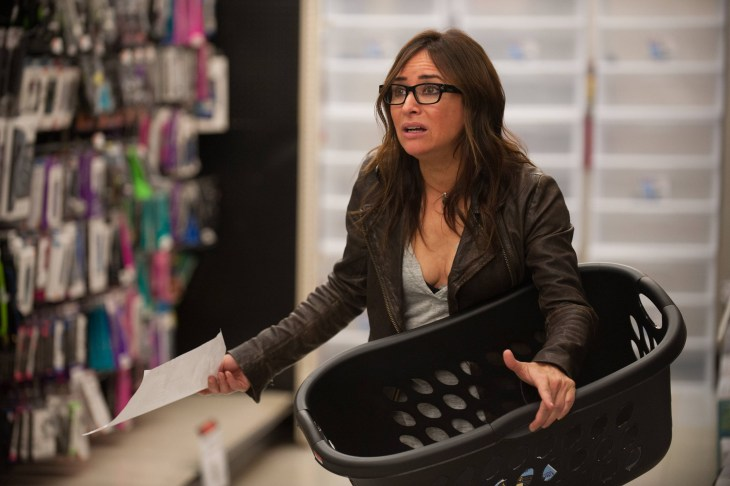 """BETTER THINGS """"Sam/Pilot"""" Episode 1 - Pictured: Pamela Adlon as Pam. CR: Colleen Hayes/FX"""