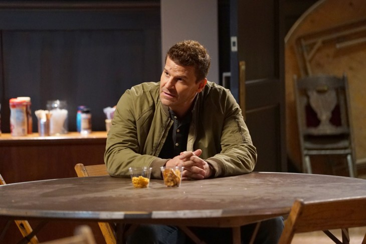 """BONES: David Boreanaz in the """"The Price for the Past"""" episode of BONES: THE FINAL CHAPTER airing Tuesday, Jan. 24 (9:01-10:00 PM ET/PT) on FOX. ©2016 Fox Broadcasting Co. Cr: Kevin Estrada/FOX"""