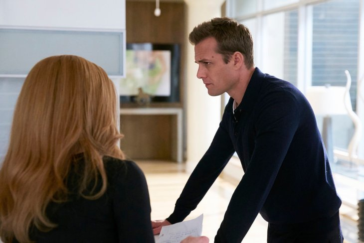 Suits photo preview a family matter tell tale tv part 2 for Harvey s paint and body