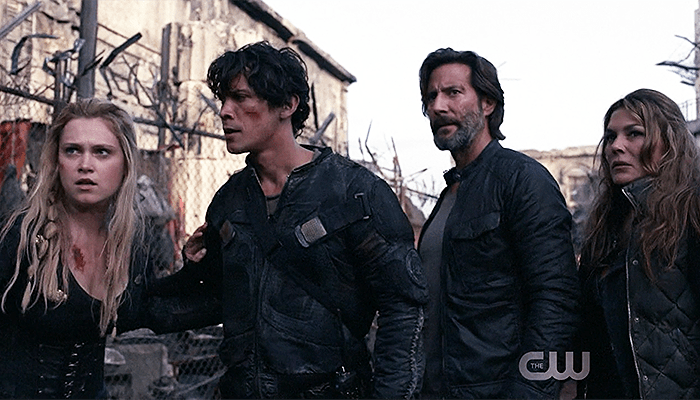 the 100 season 4 episode 1 echoes