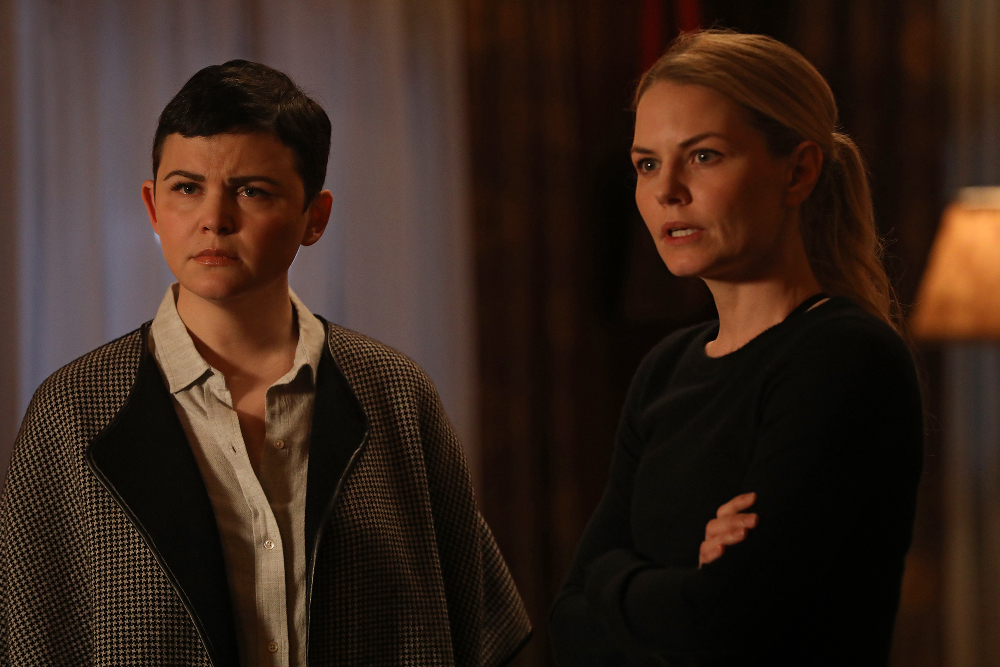 Once Upon A Time Photo Preview: Working With The Enemy