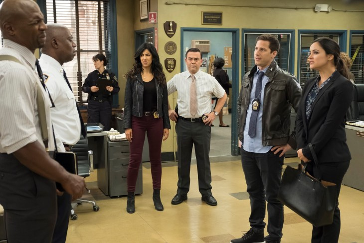 "Brooklyn Nine-Nine Season 4 Episode 13 ""The Audit"""