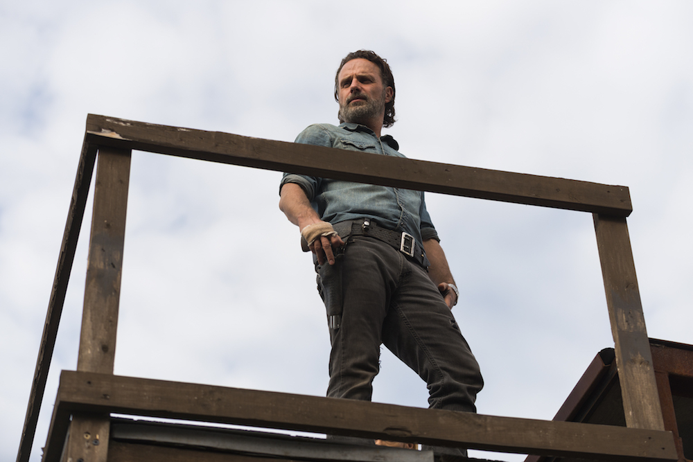 The Walking Dead Season Finale Review: The First Day of the Rest of Your Life (Season 7 Episode 16)