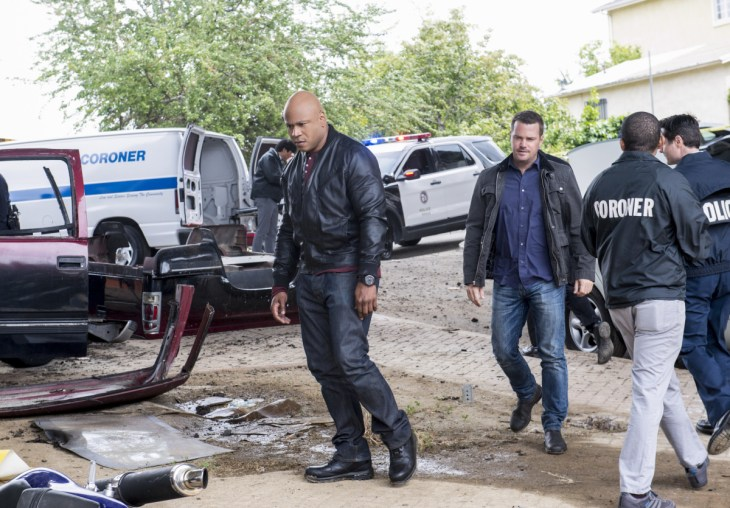 Ncis La Season 8 Episode 22 Review Golden Days Tell