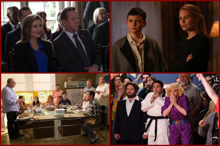 Once Upon a Time, Designated Survivor, Modern Family, and The Goldbergs Renewed by ABC