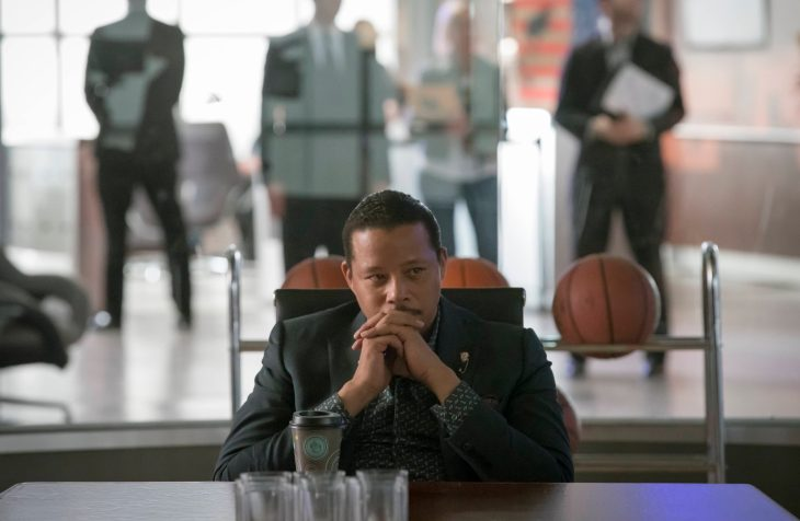 "EMPIRE: Terrence Howard in the ""Civil Hands Unclean"" episode of EMPIRE airing Wednesday, May 3 (9:00-10:00 PM ET/PT) on FOX. ©2017 Fox Broadcasting Co. CR: Chuck Hodes/FOX"