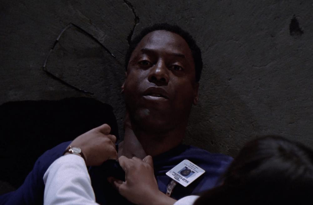 Preston Burke Grey\'s Anatomy Season 2 Episode 25 | Tell-Tale TV