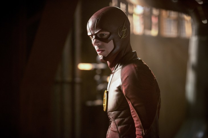 "The Flash -- ""Killer Frost"" -- Image FLA307a_0261b.jpg -- Pictured: Grant Gustin as The Flash -- Photo: Diyah Pera/The CW -- © 2016 The CW Network, LLC. All rights reserved."