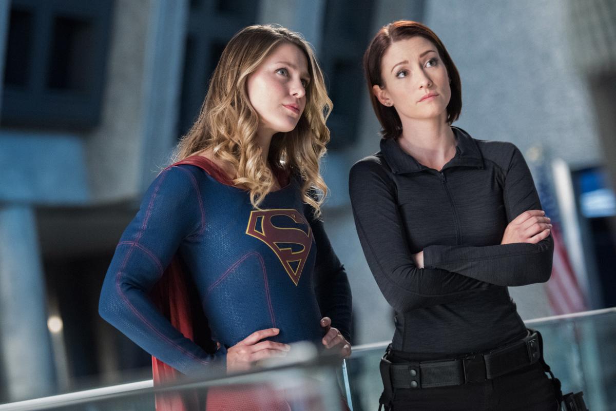 Tell-Tale TV Panel: Supergirl Season 2