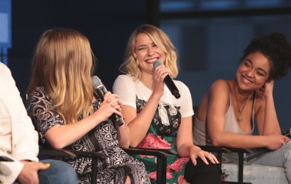 Sweet/Vicious Panel during the 2017 ATX Festival Season 6 on Saturday June 10, 2017 in Austin, TX. (Photo by: Waytao Shing)