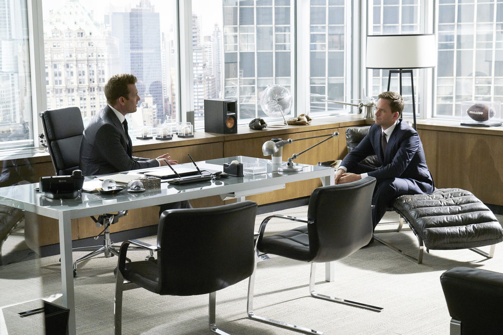 Suits Photo Preview: Look Who's Back