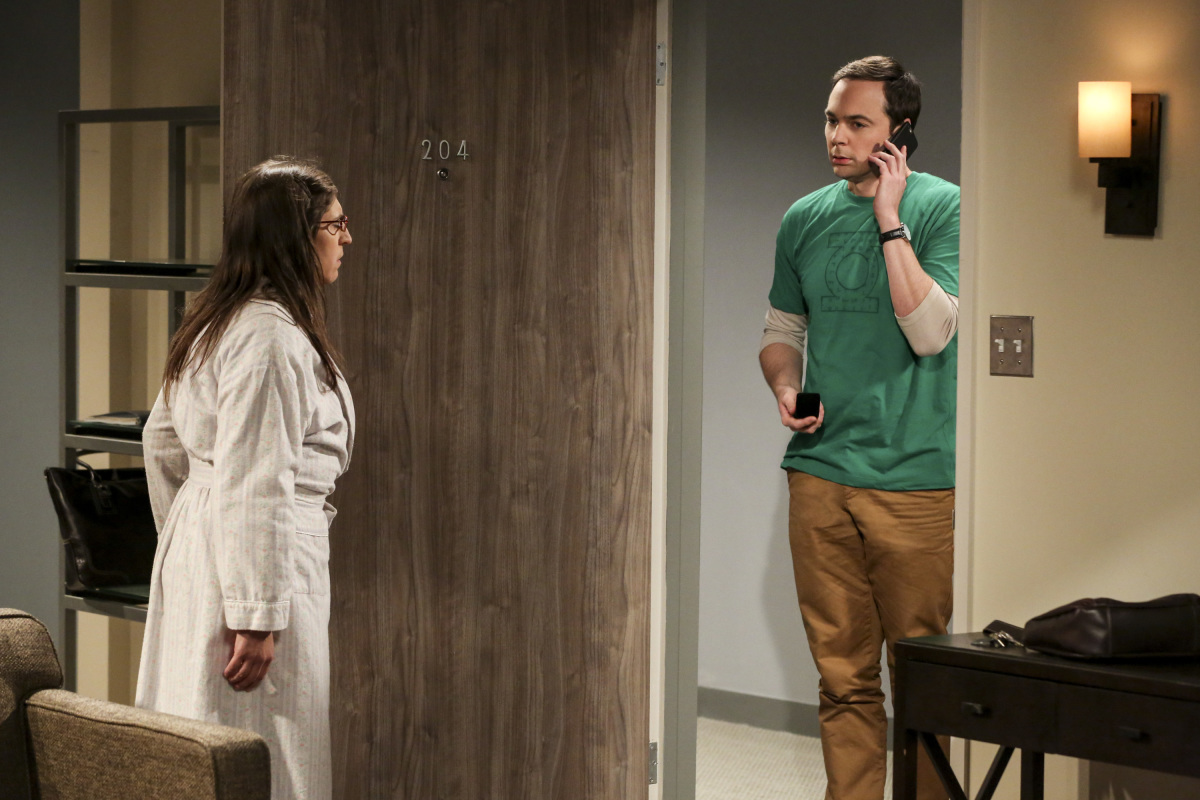 The Big Bang Theory Photo Preview: The One After Sheldon's Proposal (Season 11 Episode 1)