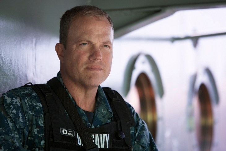 Adam Baldwin as Mike Slattery - The Last Ship Season 4 Episode 10 - Endgame