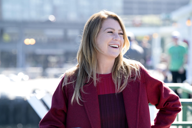 Ellen Pompeo Greys 300 Greys Anatomy Season 14 Episode 7 Tell