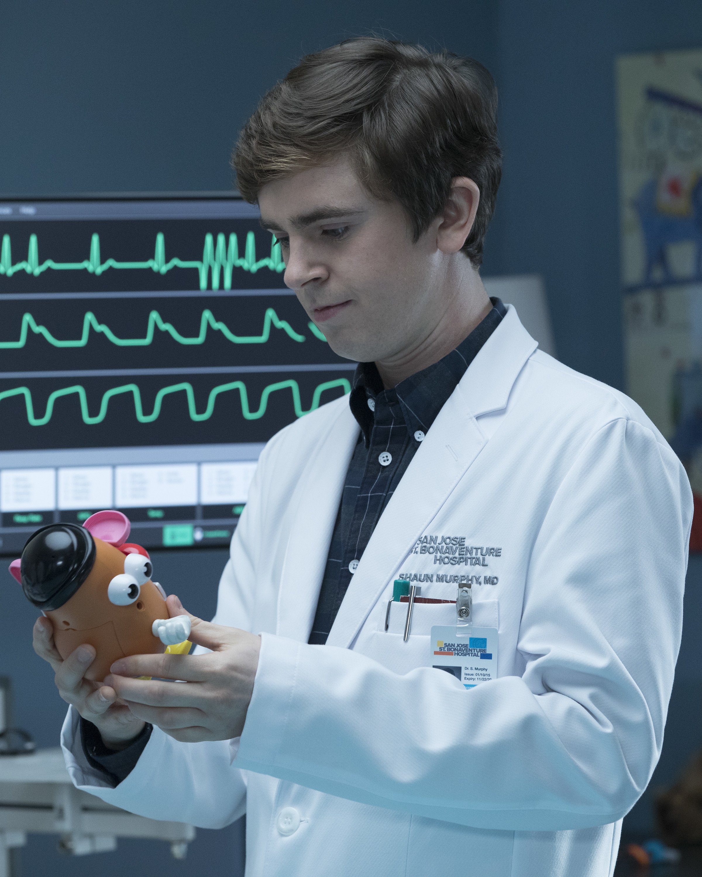 The Good Doctor Episode 1
