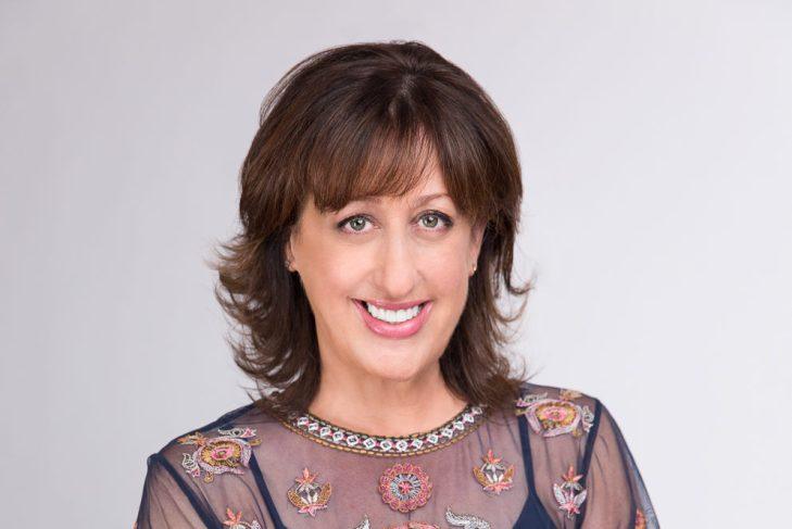 Beth Hall from CBS's MOM