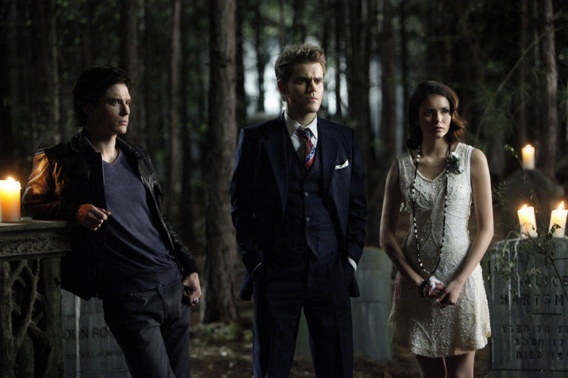 How Much Do You Know About The Vampire Diaries?
