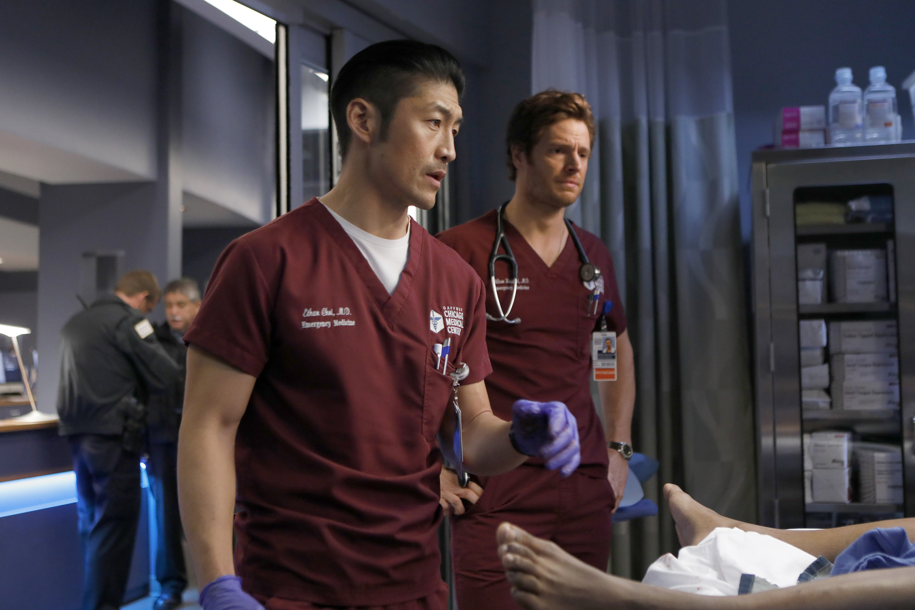 Chicago Med Review Down By Law Season