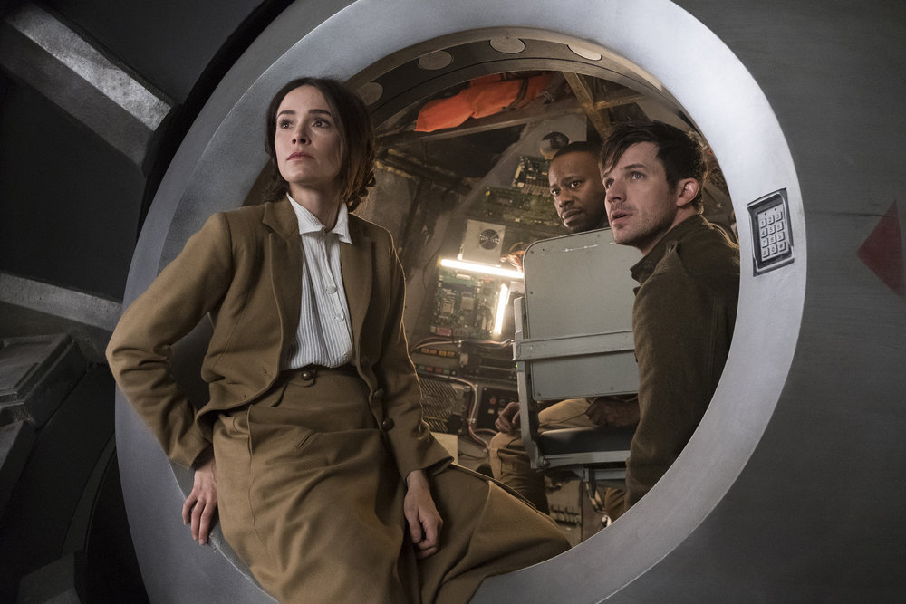 Preview -- Timeless Season 2 Episode 1: The War to End All Wars