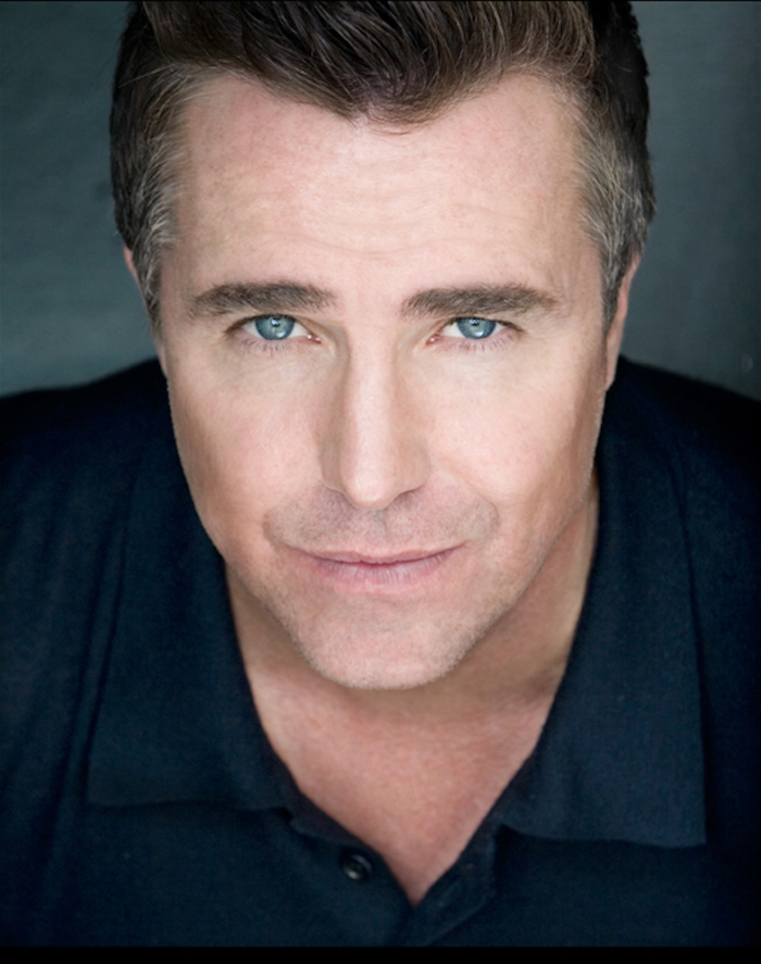 Paul McGillion from Stargate: Atlantis, The Flash, Frontier, and Supernatural