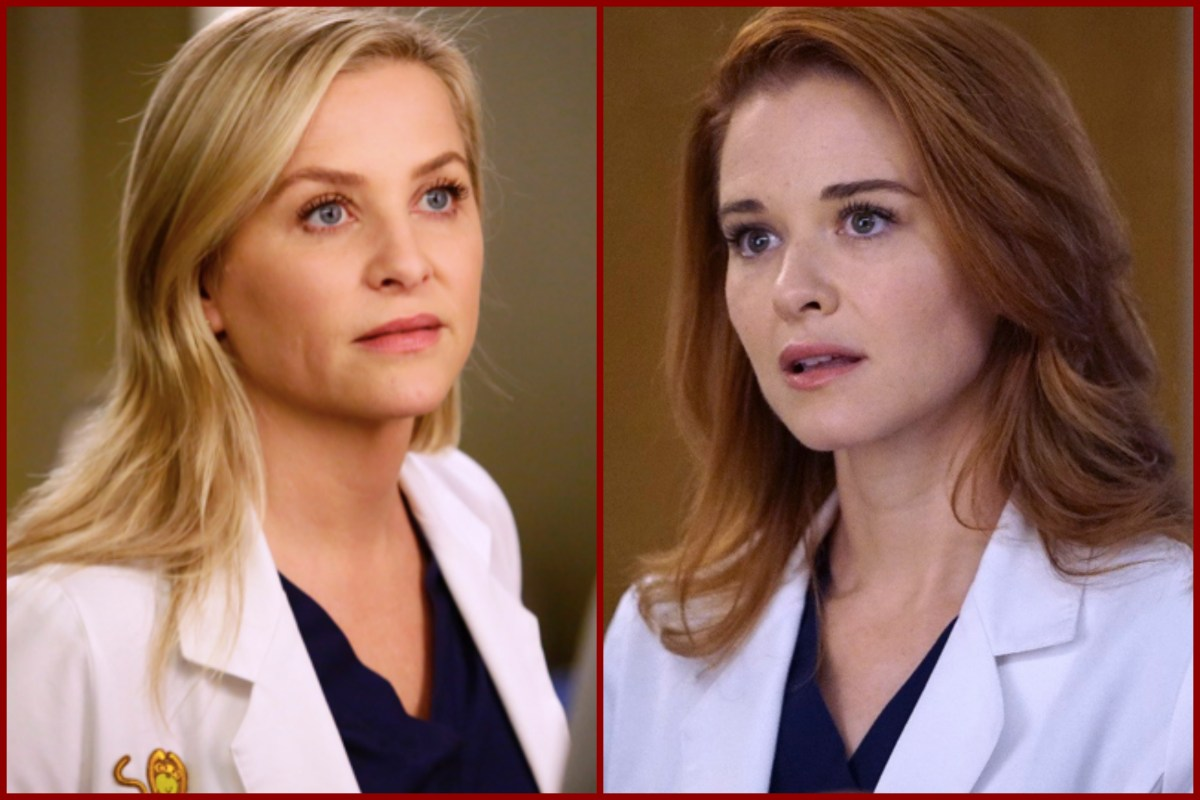 Grey's Anatomy: Jessica Capshaw and Sarah Drew to Exit Series After Season 14