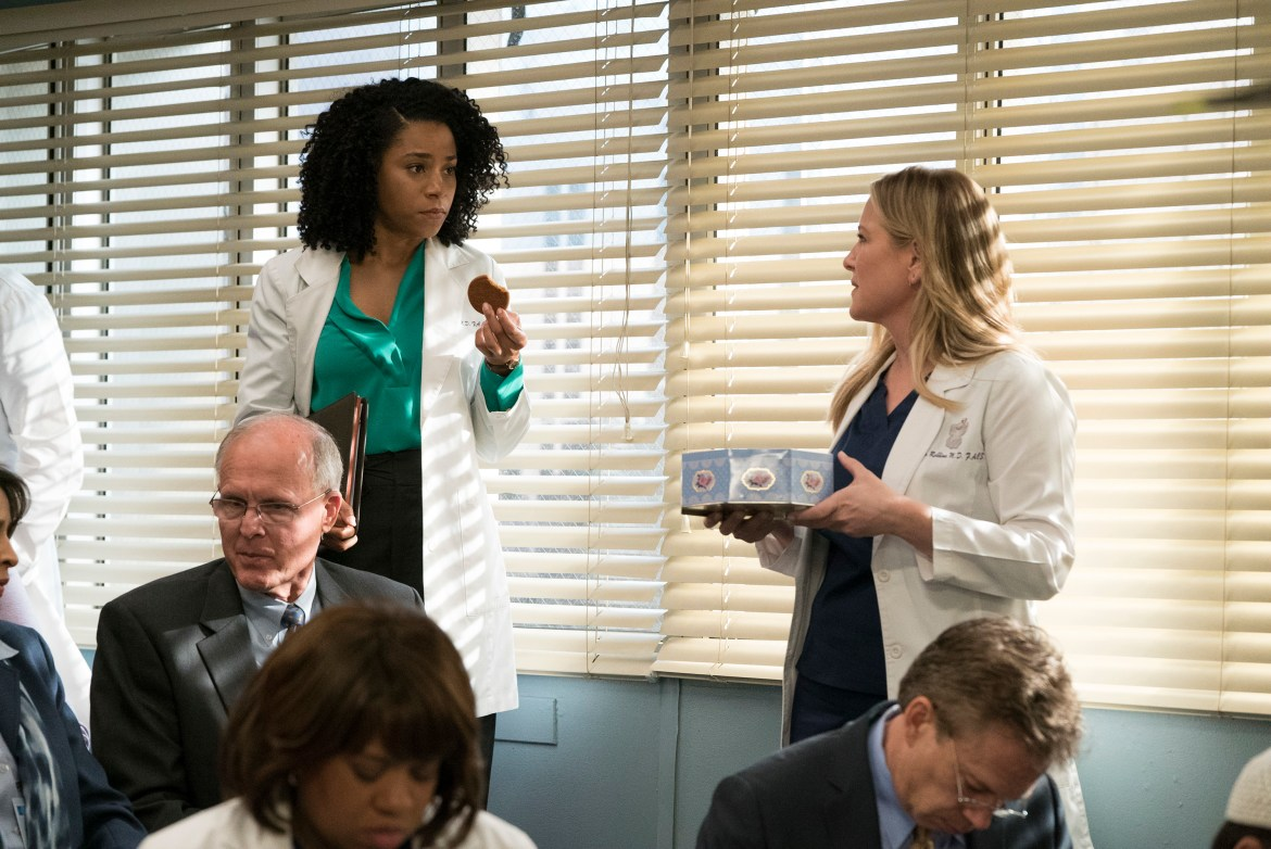 Preview — Grey\'s Anatomy Season 14 Episode 20: Judgment Day | Tell ...