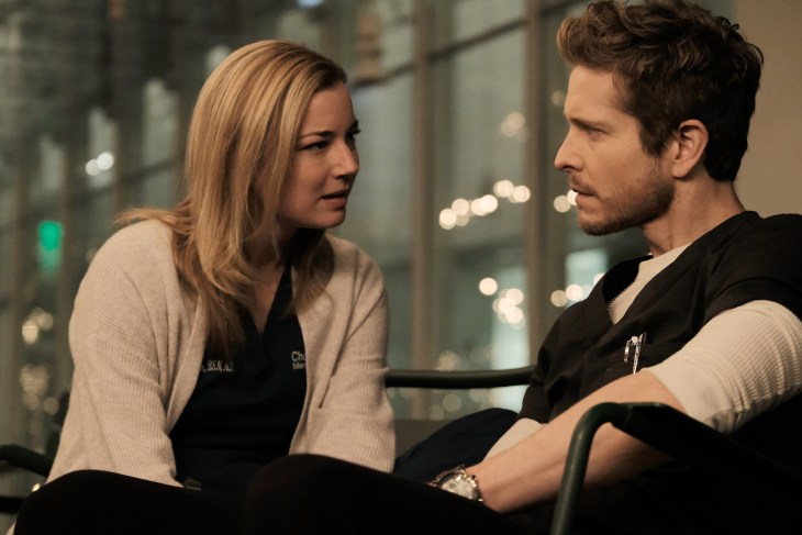 """The Resident Season 1 Episode 11 """"And the Nurses Get Screwed"""""""