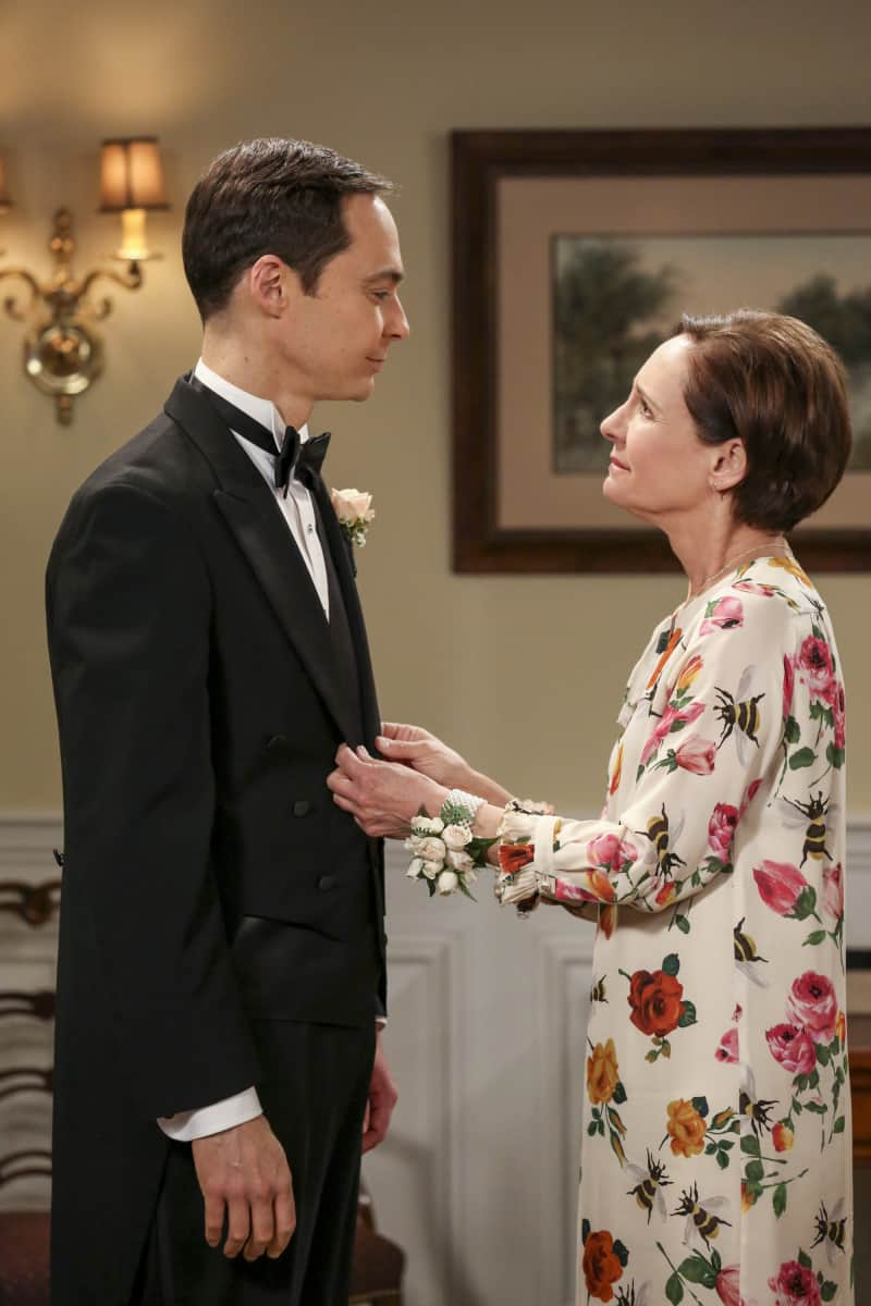 the big bang theory top moments from the bow tie