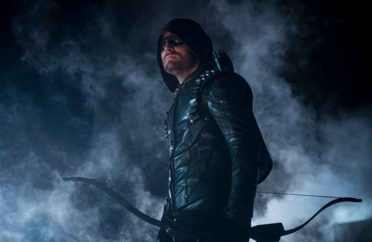 "Arrow -- ""Life Sentence"""