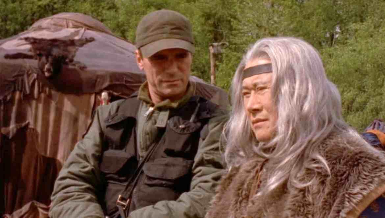 Stargate SG-1 – Emancipation – Season 1 Episode 4 – Jack and Abu's Father