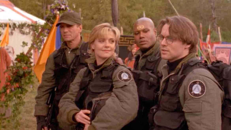 Stargate SG-1 – Emancipation – Season 1 Episode 4 – SG1 Ending