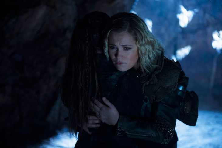 "The 100 Season 5 Episode 12 -- ""Damocles - Part One"""