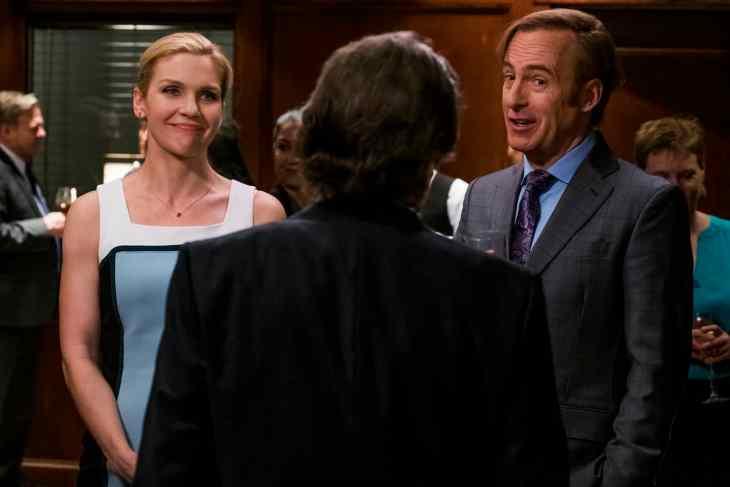 Better Call Saul Season 4 Episode 7 - Something Stupid