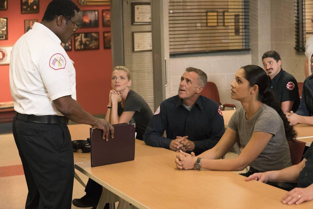 """Chicago Fire Season 7 Episode 1 - """"A Closer Eye"""""""