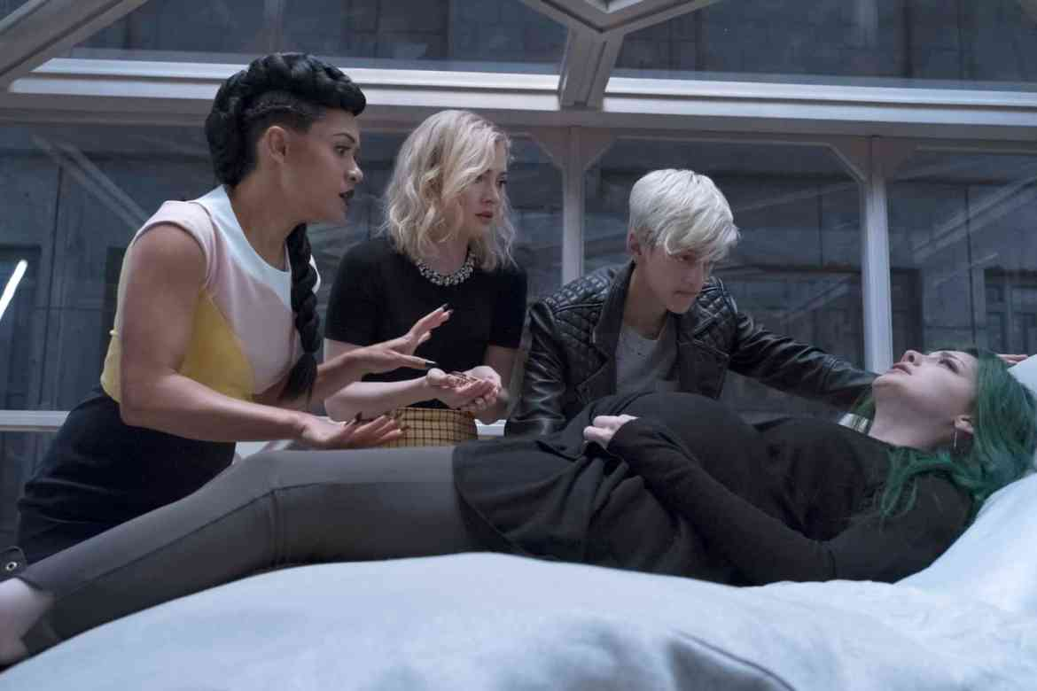 "The Gifted Season 2 Episode 1 - ""eMergence"""