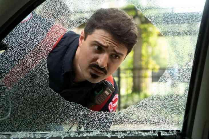 Chicago Fire Season 7 Episode 4 - Yuri Sardarov as Otis