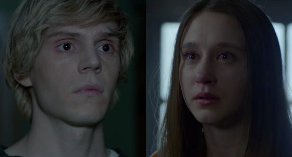 american horror story season 8 episode 6 tate and violet