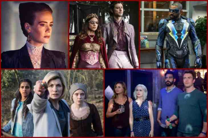 best sci fi fantasy horror tv shows 2018