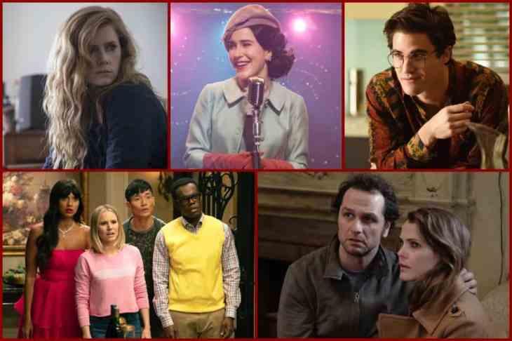 critics choice nominees