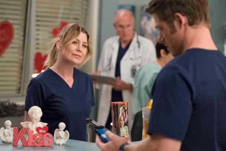 "Grey's Anatomy Season 15 Episode 12 ""Girlfriend in a Coma"""