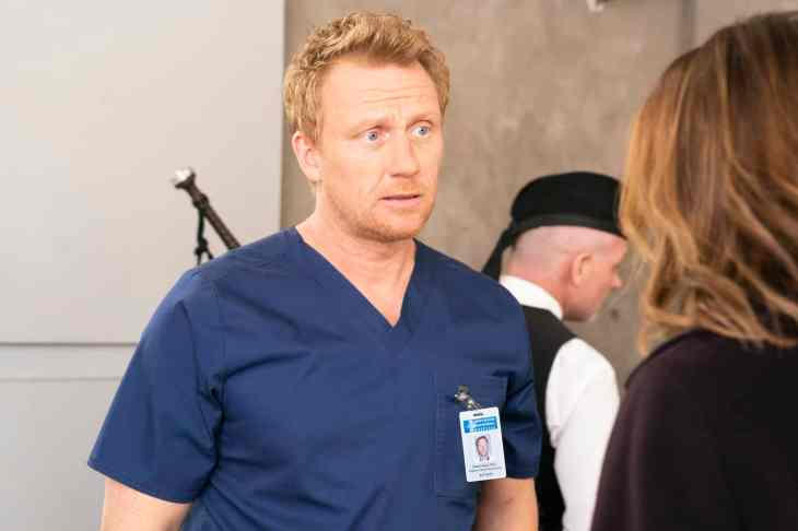 "Grey's Anatomy Season 15 Episode 13 ""I Walk the Line"""